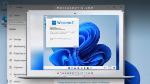 نظام مايكروسوفت الجديد Windows 11 -